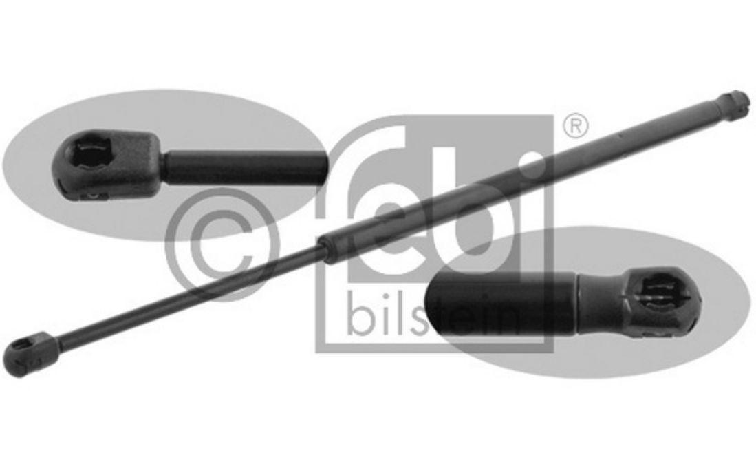 FEBI BILSTEIN Boot Strut right or left 553mm For FORD MONDEO 31952