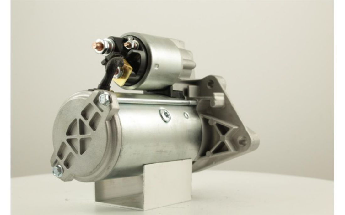 BOLK Starter Motor fits Renault Megane Grandtour 2.0 dCi