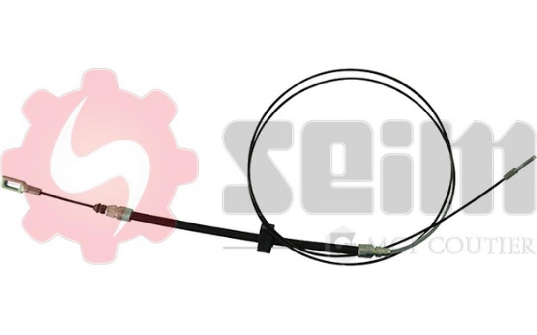 SEIM Câble de frein à main Centre Pour MERCEDES-BENZ SPRINTER 554294