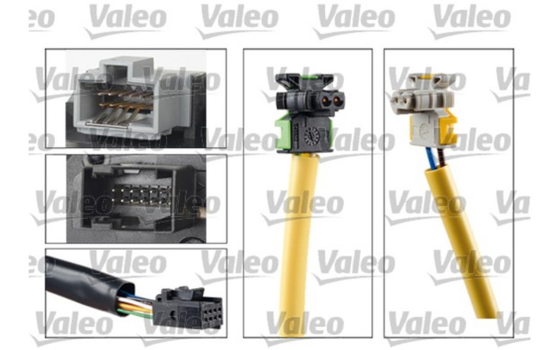 VALEO Comodo phare et essuie glace Pour FIAT GRANDE 251626