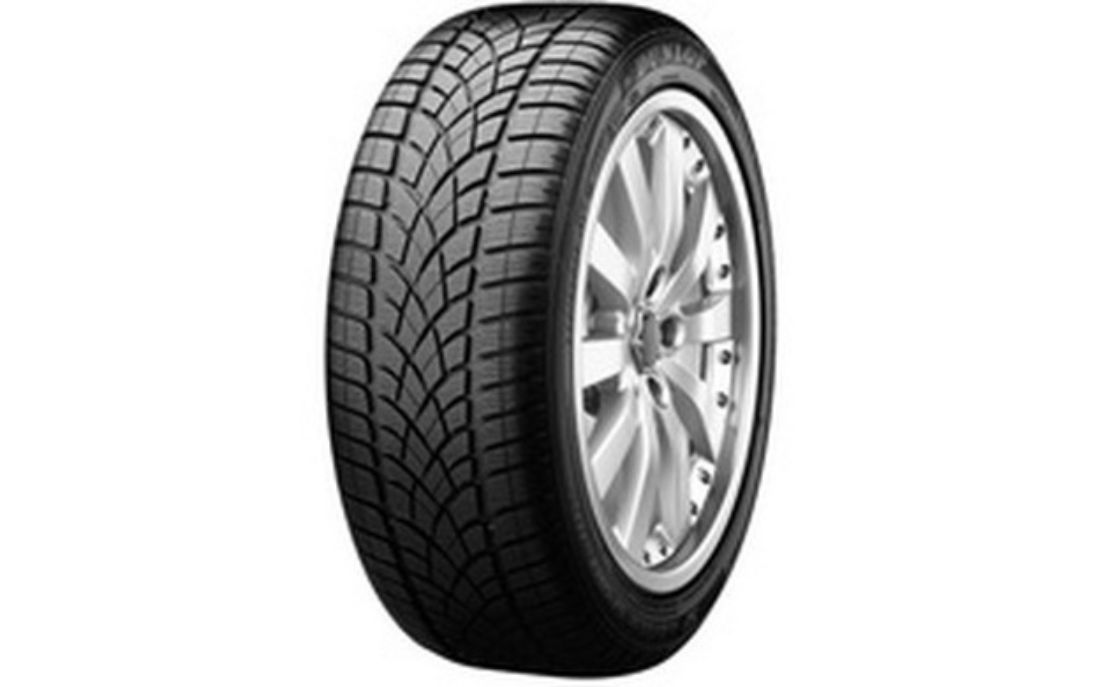 1x Winterreifen SP Winter Sport 3D R8 285/35R18 101W DUN-444