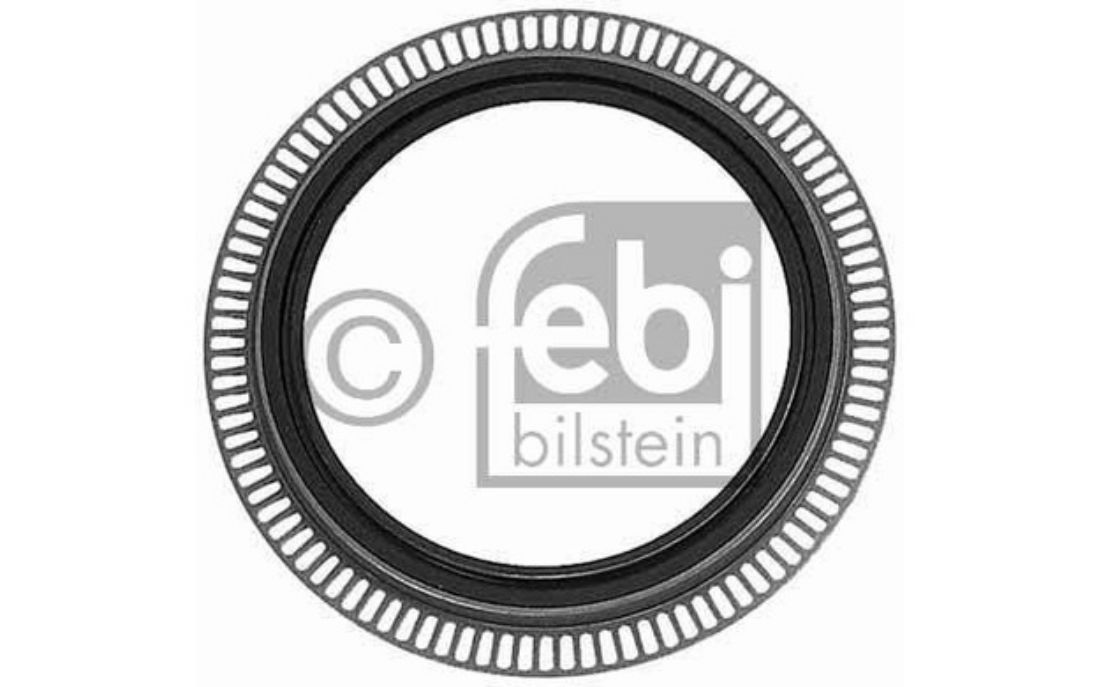 FEBI BILSTEIN Wheel Hub Sealing Rings Rear left and right 06643