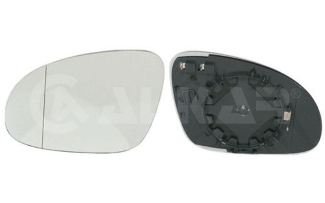 IPARLUX Recambio cristal espejo retrovisor con base derecho  VOLKSWAGEN SHARAN