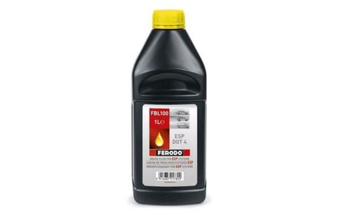 FERODO-Brake-Fluid-For-AUDI-A6-A4-SEAT-ALHAMBRA-VOLKSWAGEN-GOLF-ROVER-75-FBL100