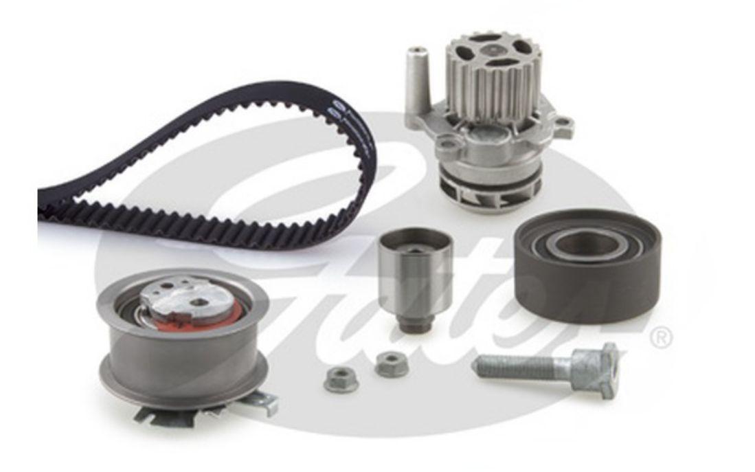 Genuine Petrol W//Pump Friction Wheel /& Pulley Peugeot Citroen 1.4 1.6 THP VTi