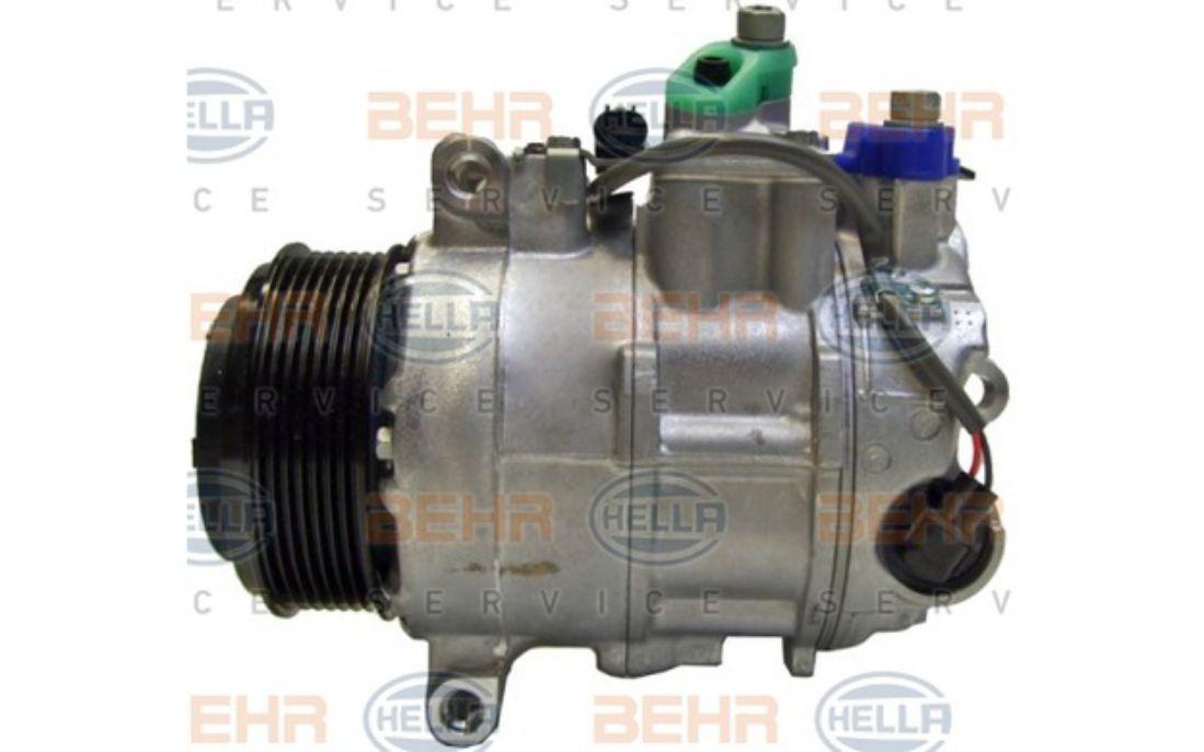 Behr Hella Service 8fk 351 113-601 Compresseur climatisation