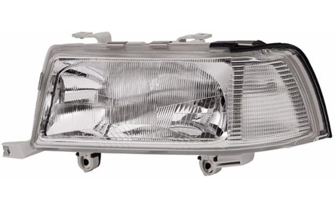 hella phare avant gauche pour audi coupe cabriolet 1dj 006 442 211 ebay. Black Bedroom Furniture Sets. Home Design Ideas