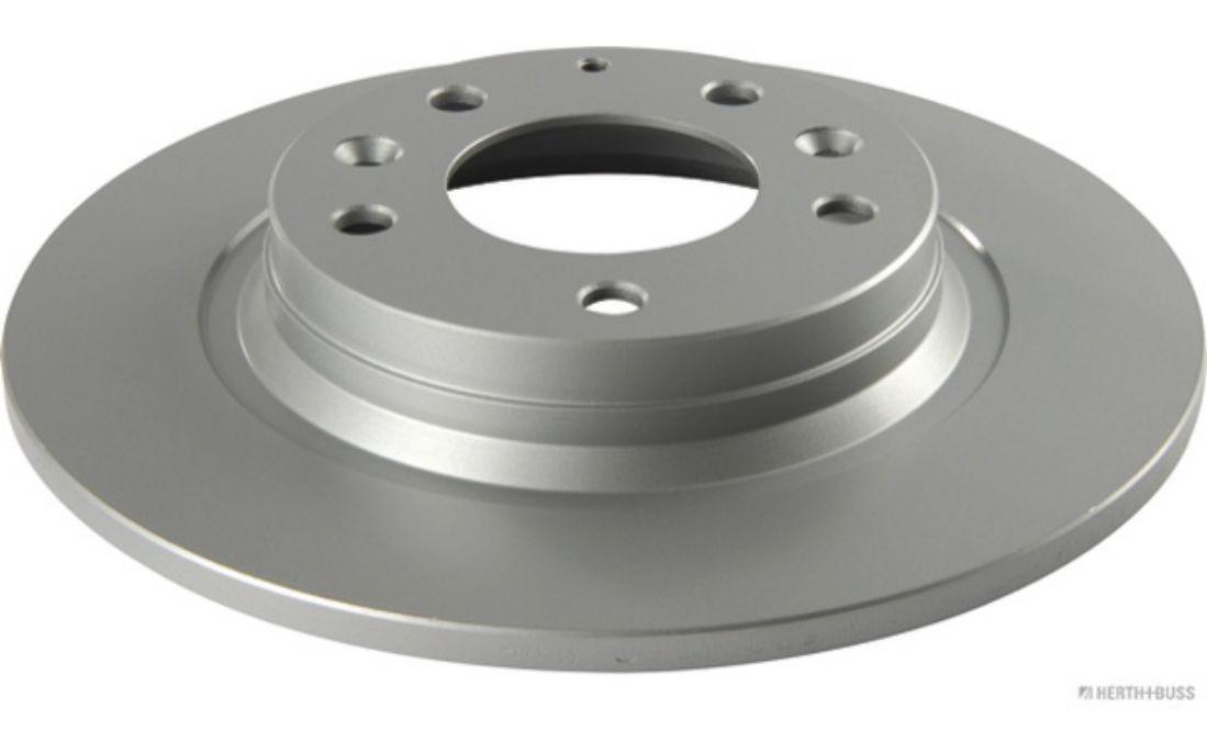2x-HERTH-BUSS-JAKOPARTS-Disques-de-Frein-Arriere-Plein-280mm-J3313029-pour-Mazda