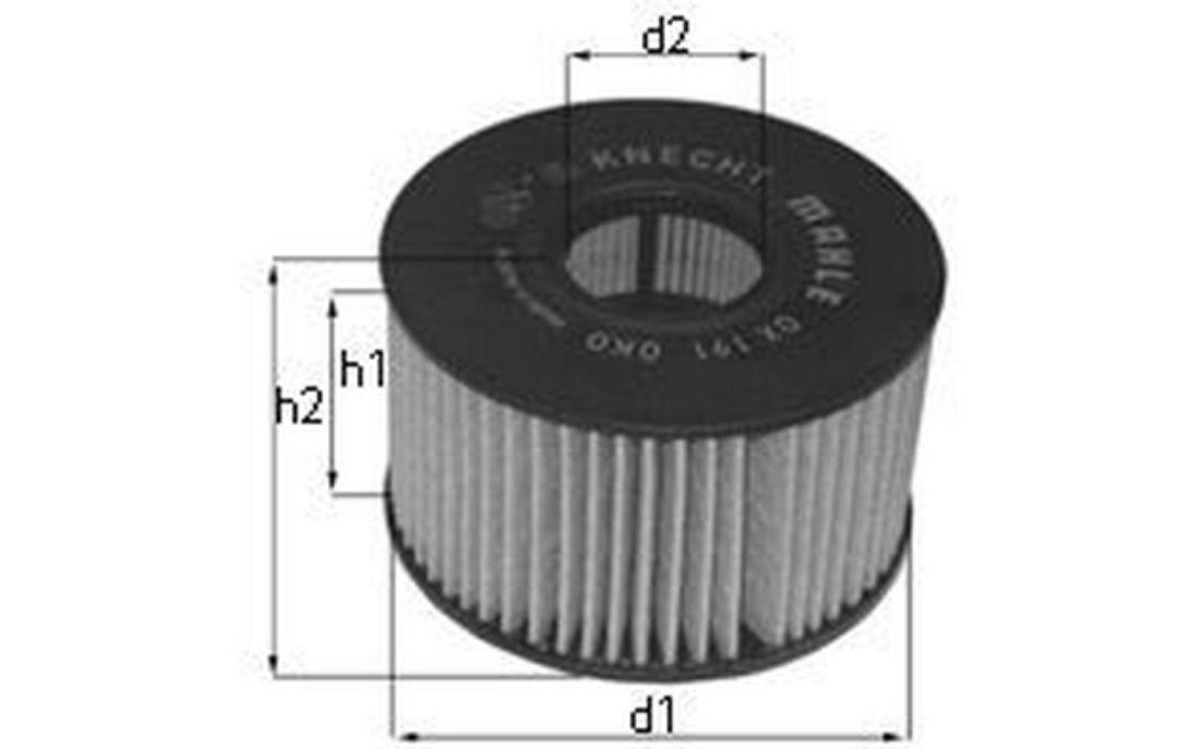 Couvercle filtre a huile FIAT PUNTO EVO 199/_ 1.3 D Multijet 75ch