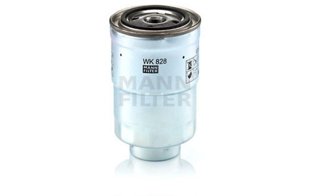 Filtro de combustible nuevo Mann-Filter WK 8052 Z