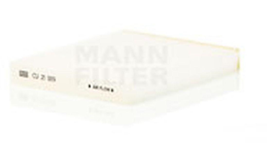 aire habit/áculo Mann Filter CU 22 009-2 Filtro