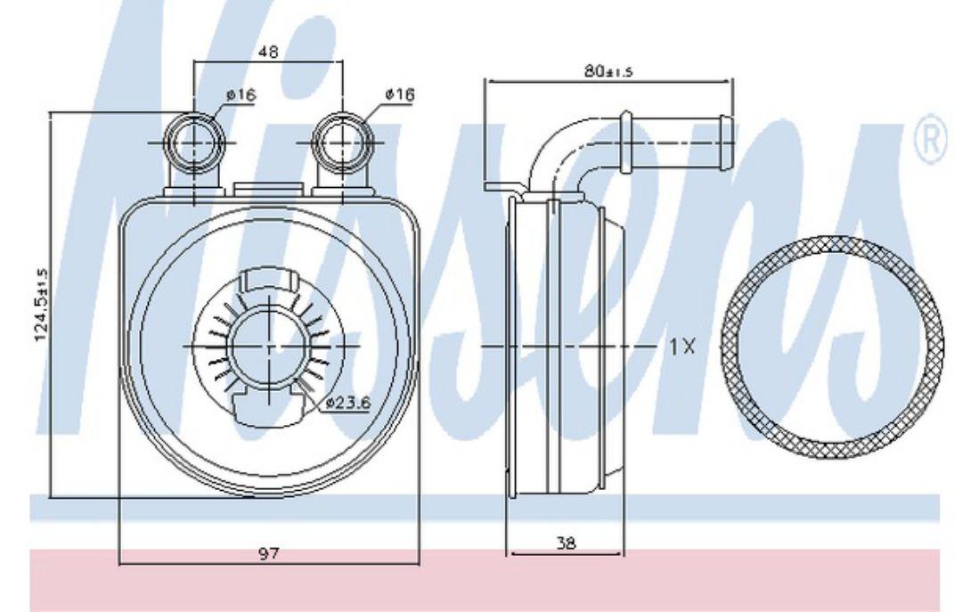 Image Is Loading Nissensengineoilcoolerfitscitroenberlingo1: Citroen Berlingo 1 9 D Engine Diagram At Shintaries.co