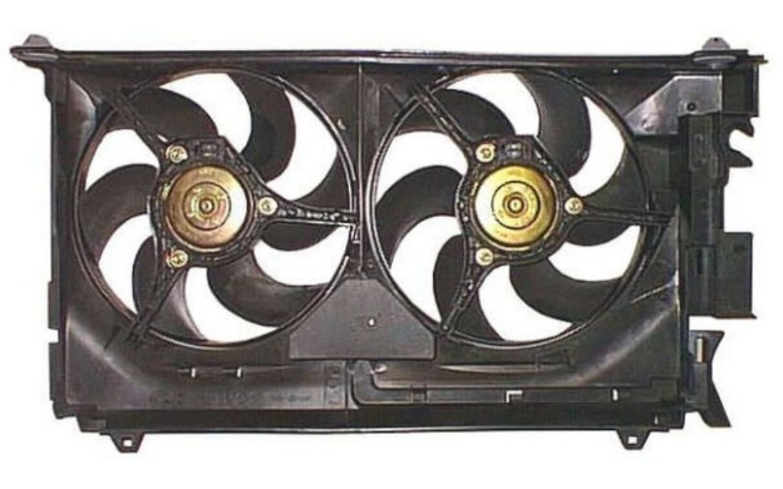 NRF Ventilador, refrigeración del motor PEUGEOT PARTNER