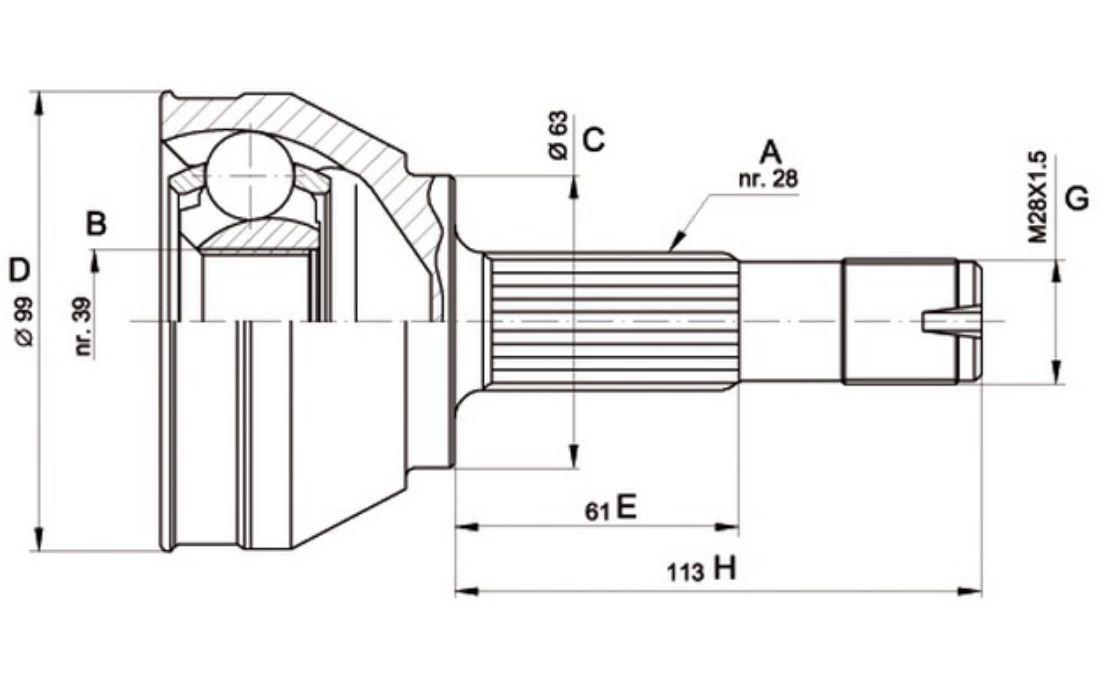 fiat cv joint diagram  fiat  wiring diagrams instructions