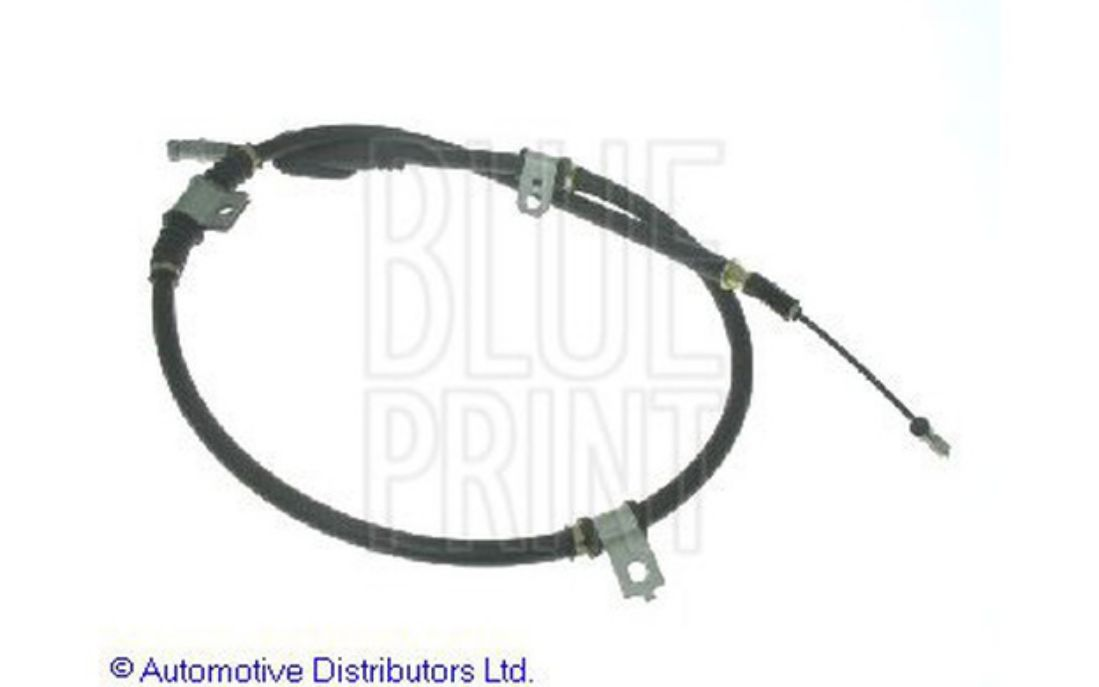 BLUE PRINT Handbrake Cables Right Rear ADG04644