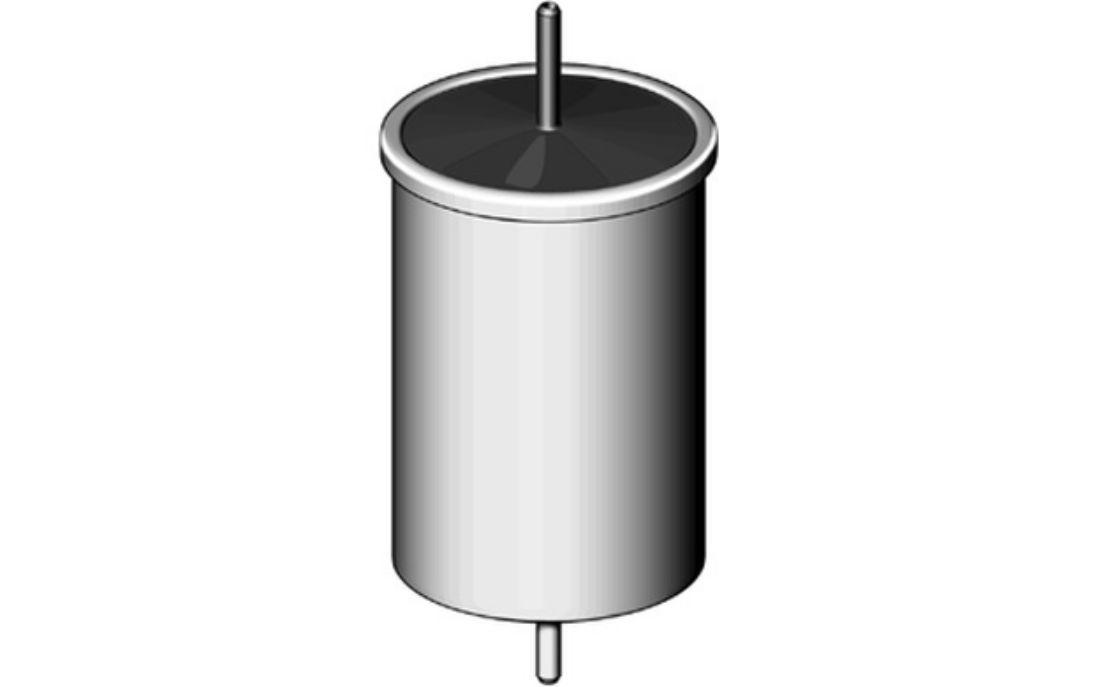 MANN Filtre à carburant métal type VOLVO XC70 CROSS COUNTRY XC 90 V70 S80 moteur S60