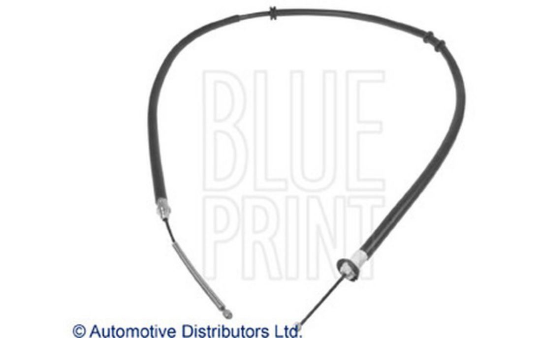 BLUE PRINT Handbrake Cables Right Rear ADP154604