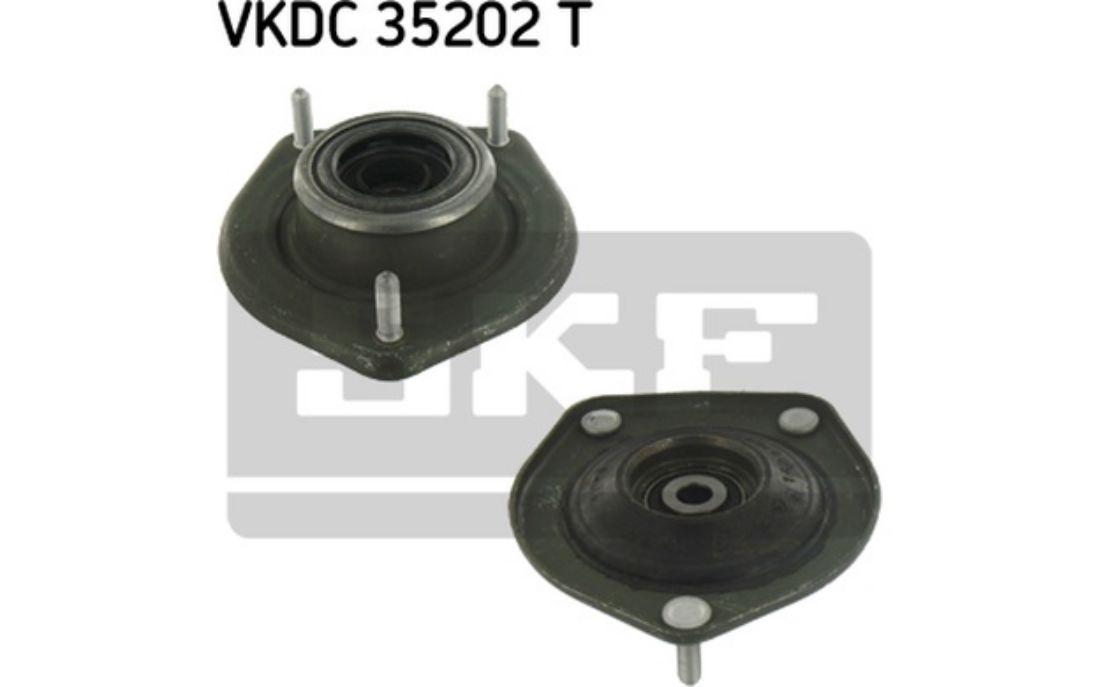 2x parte trasera válvulas amortiguadores Fiat Seicento Cinquecento nuevo