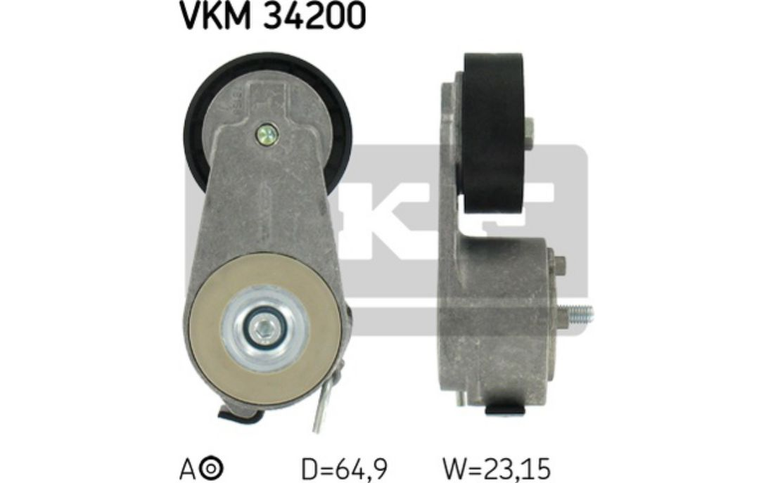 SKF VKM 33002 Multi-V tensioner kit