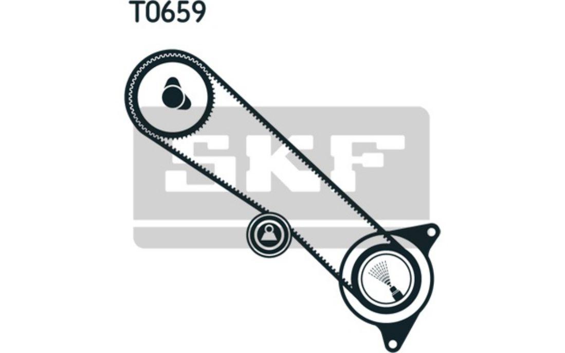 bosch timing cam belt kit fits ford mazda mini peugeot