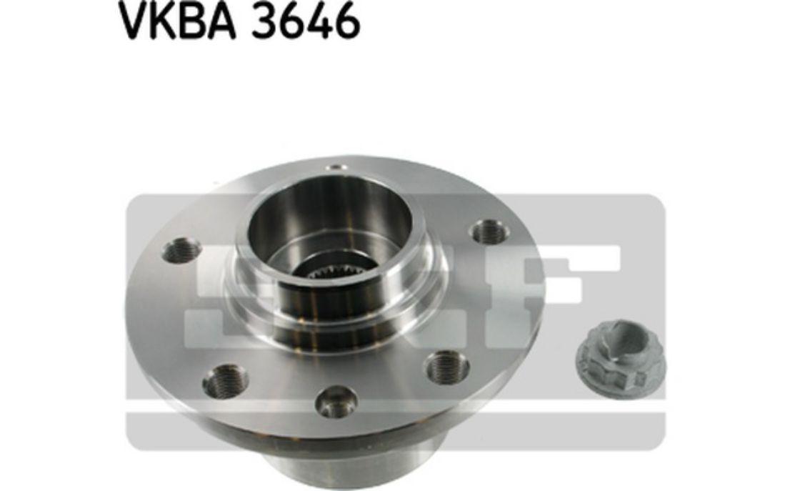 SKF Moyeu de roue Pour VOLKSWAGEN TRANSPORTER VKBA 3646