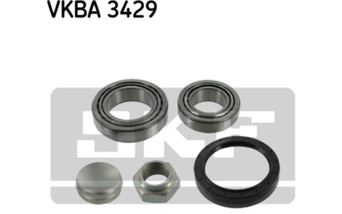 SKF VKBA 6638 Kit de roulement de roue