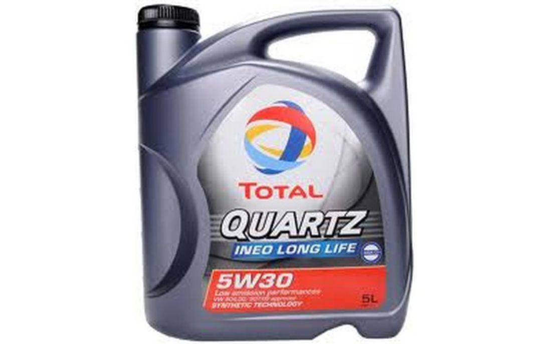total quartz ineo ll long life synth tique sae 5w30 huile moteur 5 litres tot014 ebay. Black Bedroom Furniture Sets. Home Design Ideas