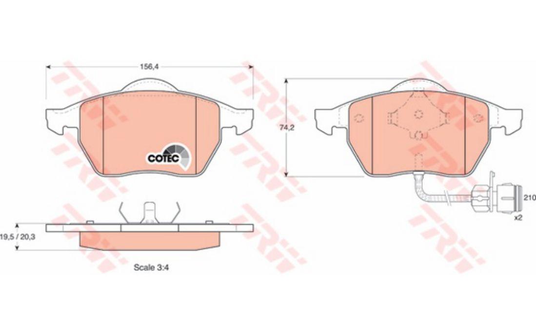 Maître cylindre accès d/'obturation Oeillet MGB /& MGC tous les modèles 14B630
