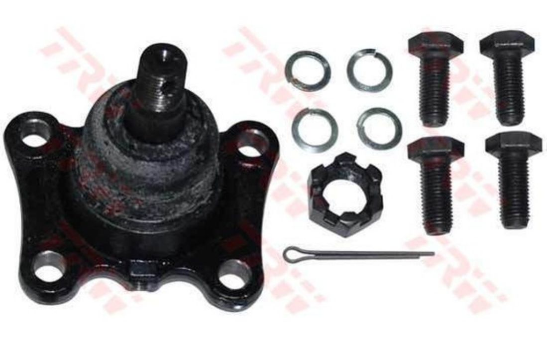 FOR CITREON C2 C3 PEUGEOT 207 04-13 FRONT LH /& RH BALL JOINT SET
