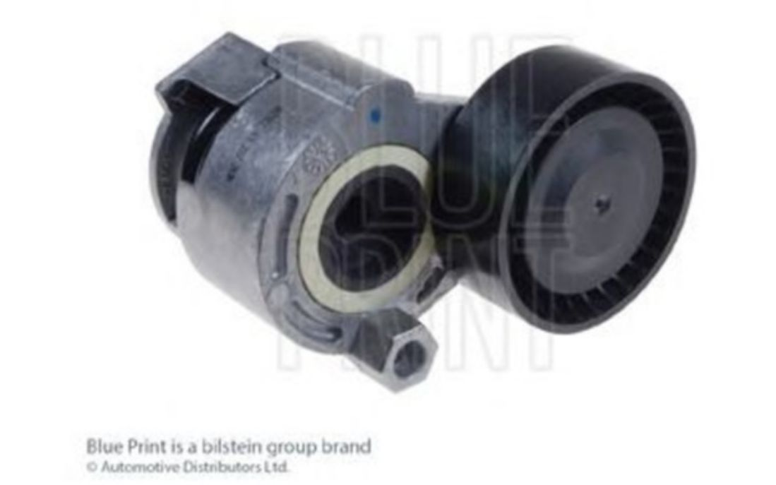 BLUE PRINT Tensioner Pulley, v-ribbed belt for RENAULT NISSAN ALMERA MICRA