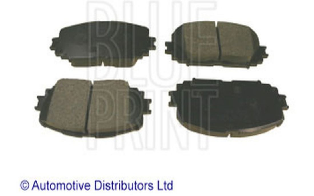 New Genuine Disc Brake Pad Set Front 0446552310 for Toyota Yaris