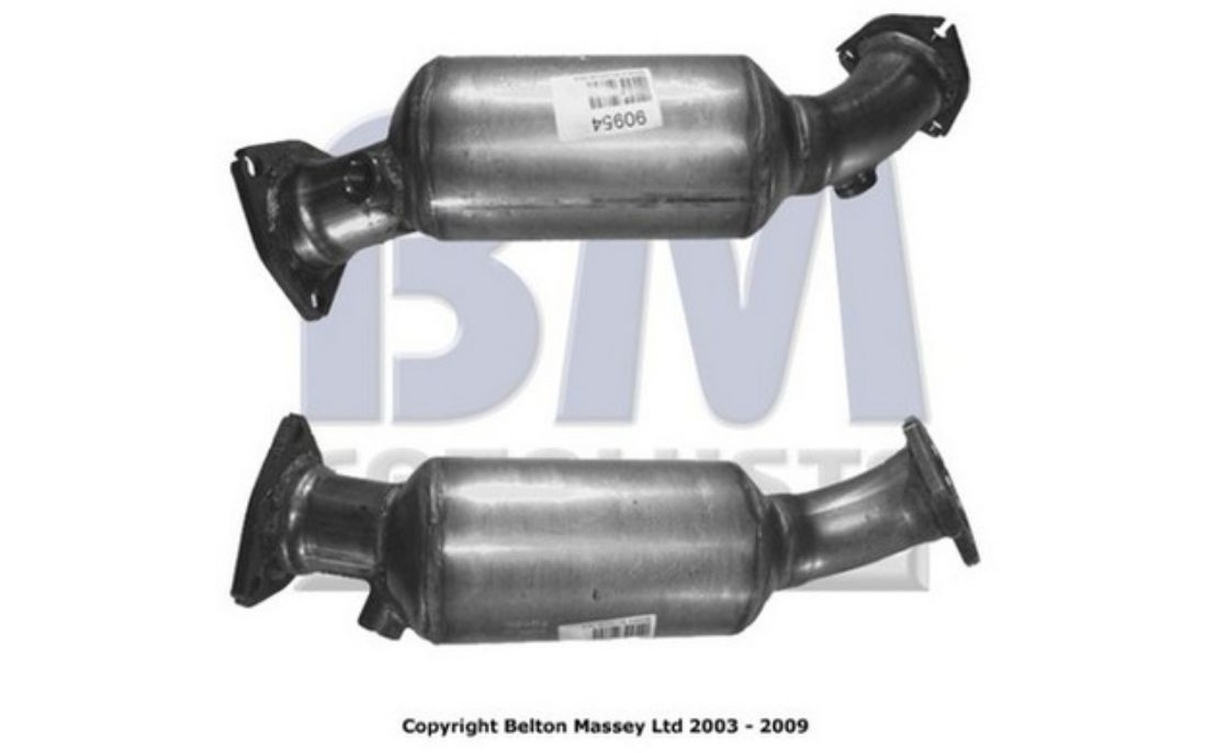 Image Is Loading Bmcatalystscatalyticconverterforaudia41: Catalytic Converter For Audi A4 2003 At Woreks.co