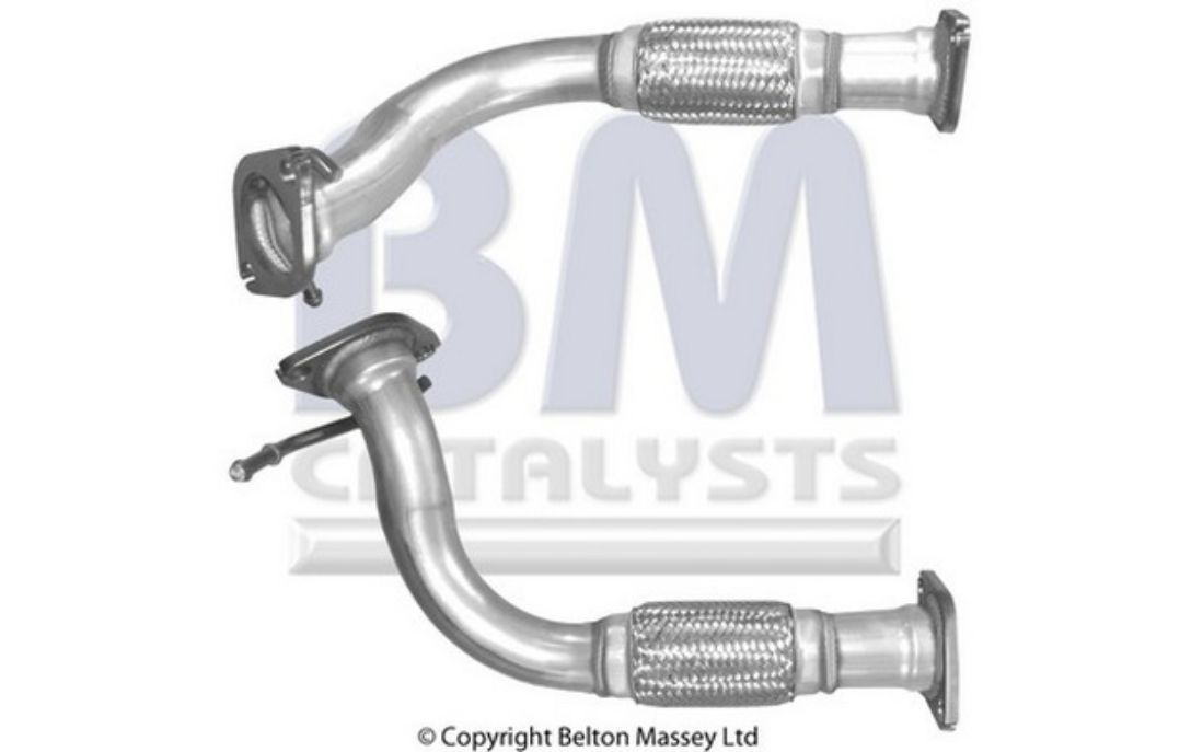 EXHAUST CONNECTING PIPE  BM50409