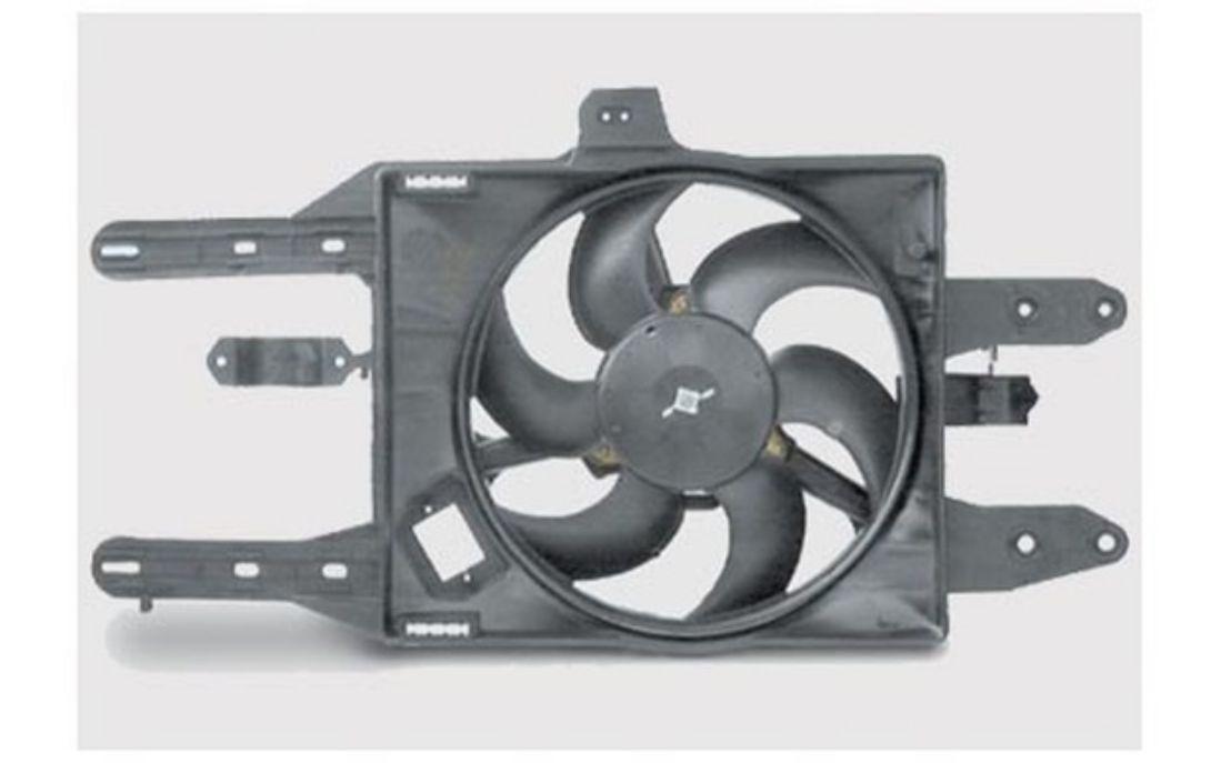 BOLK Radiator Fan BOL-C021379