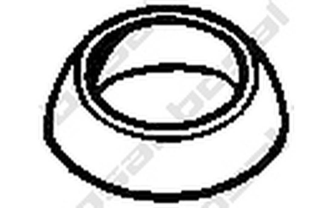 BOSAL Bague d/'étanchéité tuyau d/'échappement Pour SUZUKI SWIFT 256-921