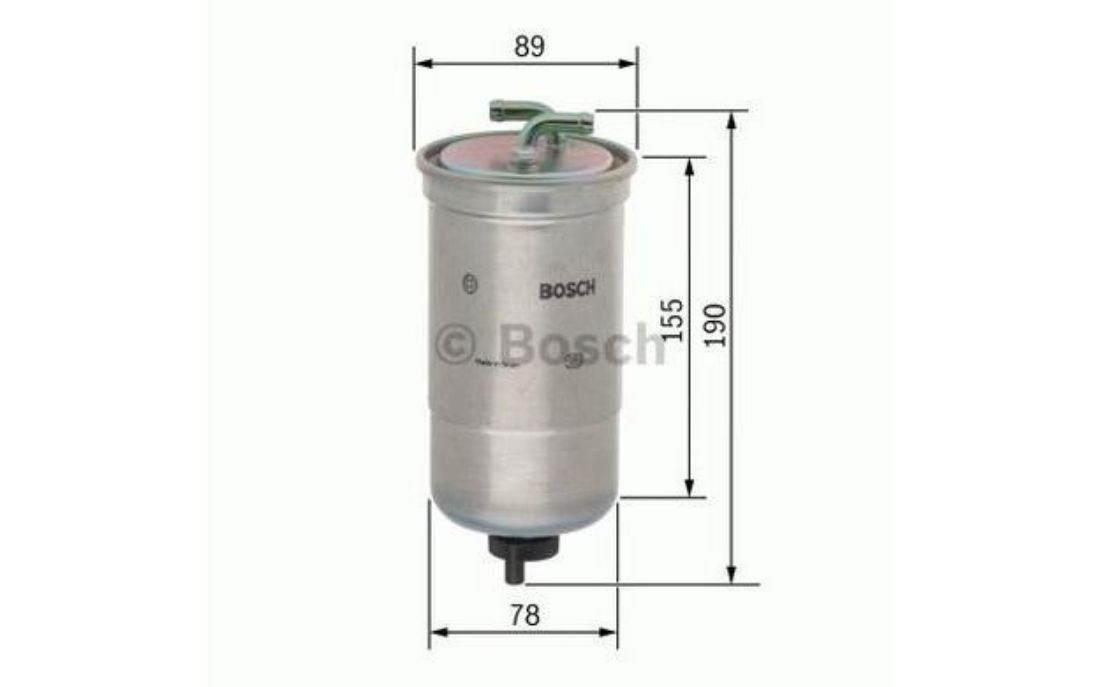 image is loading bosch-fuel-filter-80mm-for-honda-accord-civic-