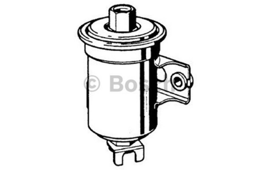 Bosch Fuel Filter 56mm 0 986 450 124