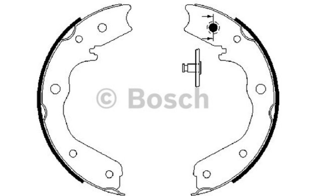 AVANT DELPHI Plaquettes de frein complet Essieu freinage Set Opel Frontera B 2.2i