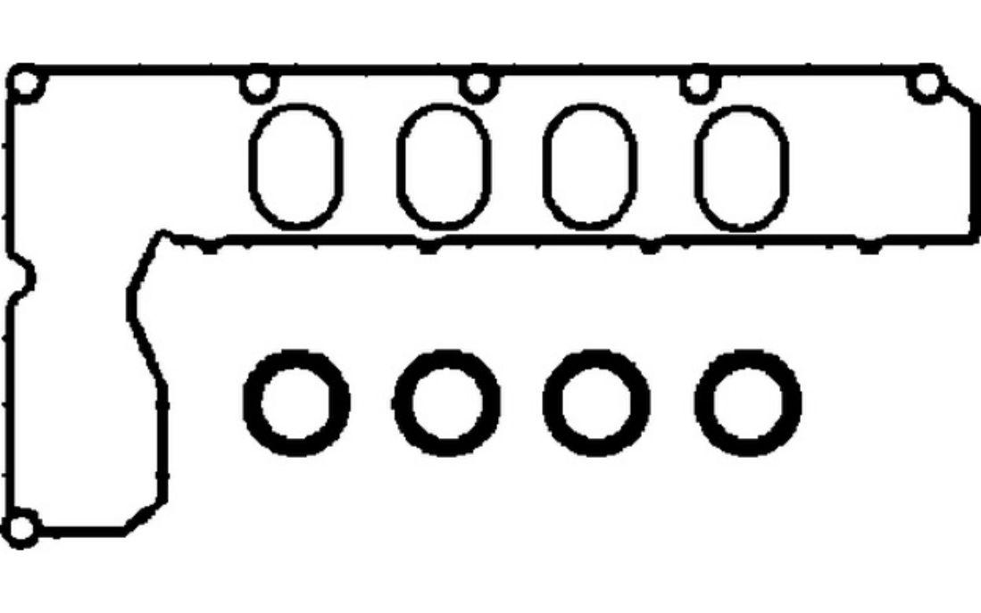 Peugeot 0348.S3  2.0 HDI DIESEL 136PS Ventildeckeldichtung Citroen 140PS