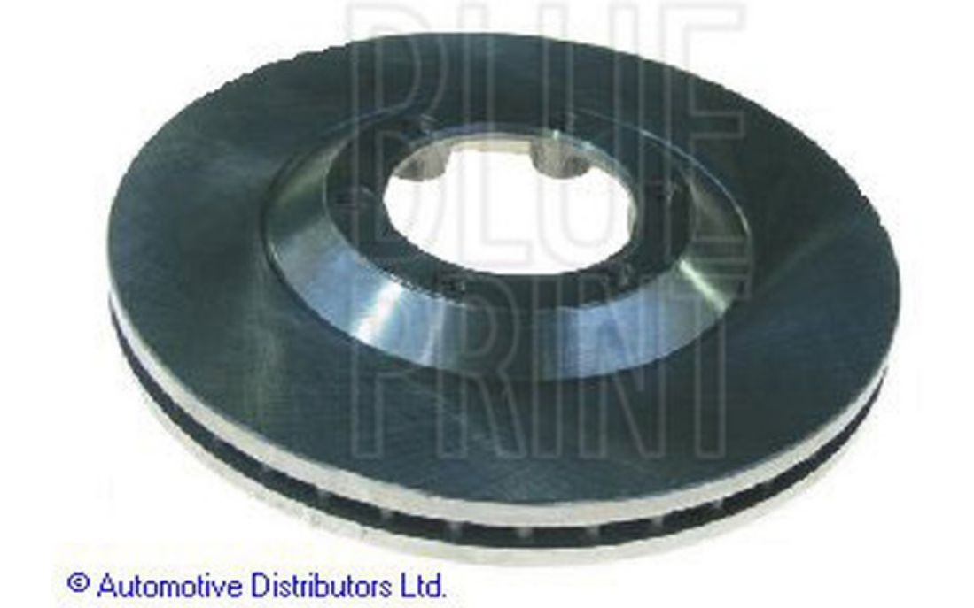 BLUE PRINT Brake Discs x2 Braking Set Fits Isuzu D-Max 2 5 DiTD 4x4 3 0 D  4x4 Mister-Auto: Quality brand car parts at discount prices