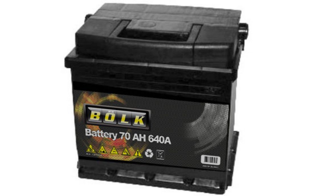 bolk batterie d marrage 70ah 640a pour renault clio scenic twingo megane maste ebay. Black Bedroom Furniture Sets. Home Design Ideas