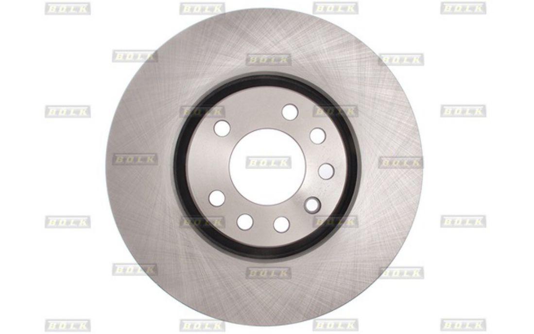 BOLK Jeu 2 disques frein Avant 308mm ventilé Pour OPEL CORSA ASTRA BOL-D011527