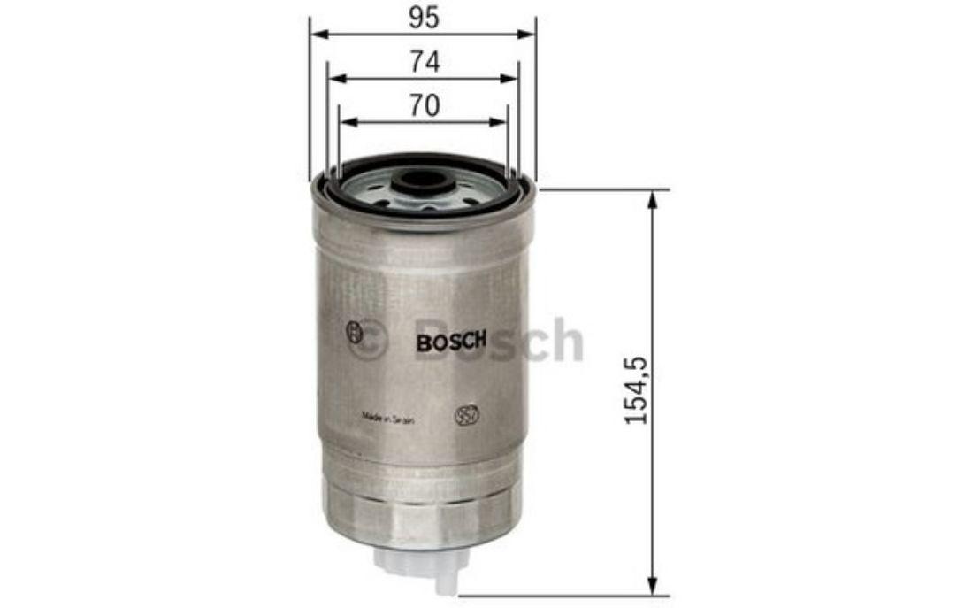 Bosch Fuel Filter 95mm For Nissan Terrano Primera 1 457 434 451 Ebayrhebaycouk: Nissan Terrano Fuel Filter At Gmaili.net