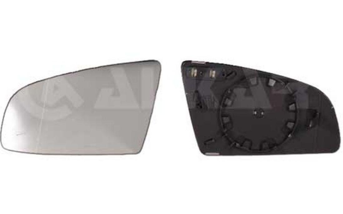 ALKAR Cristal de espejo retrovisor exterior para AUDI A4 A3 A6 6426503