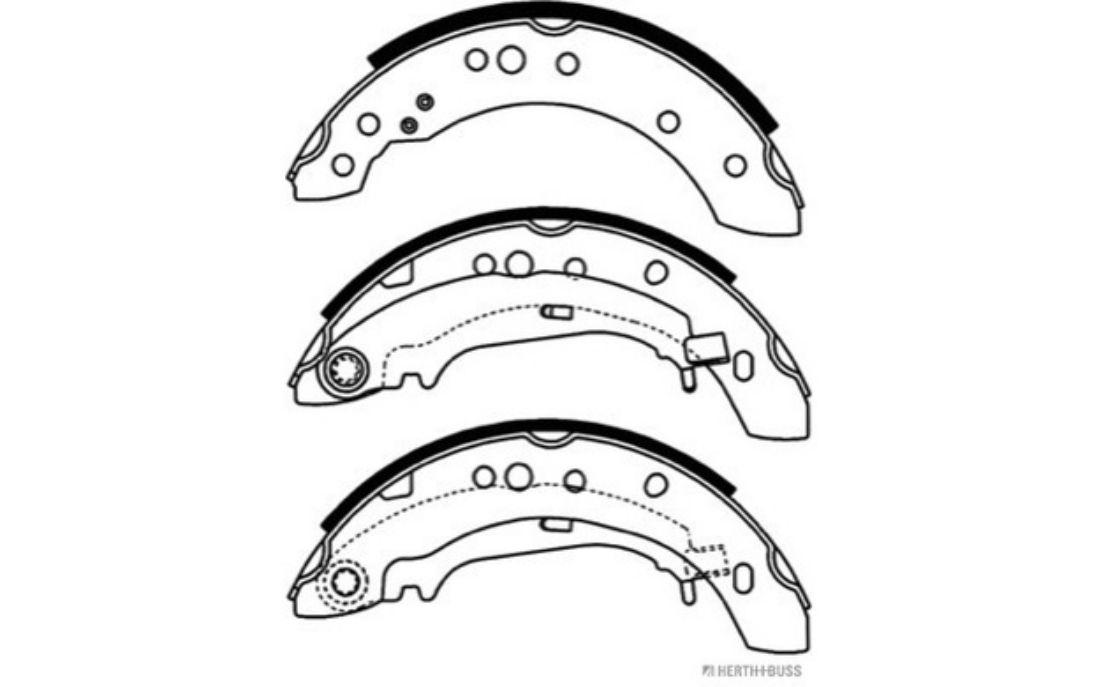 Jeu-machoires-frein-Mitsubishi-Colt-1-3-1-5-1-1-1-5-Di-D-HERTH-BUSS