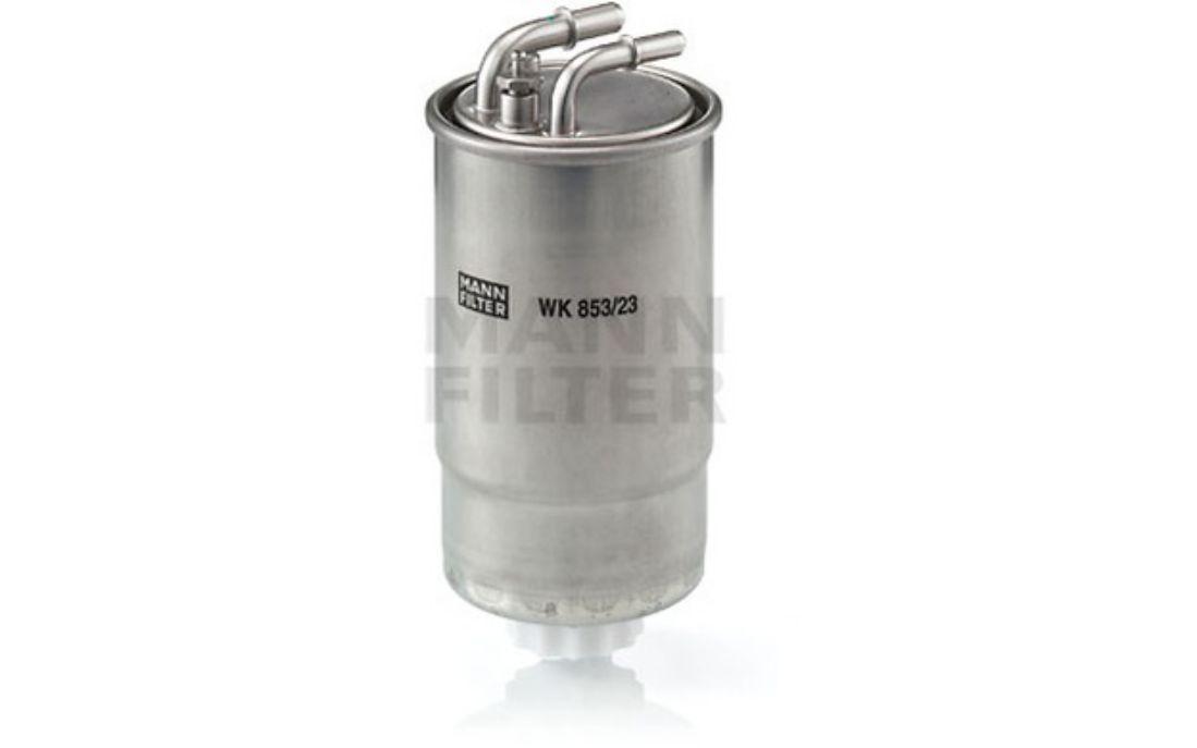 para autom/óviles MANN-FILTER WK 853//23 Original Filtro de Combustible