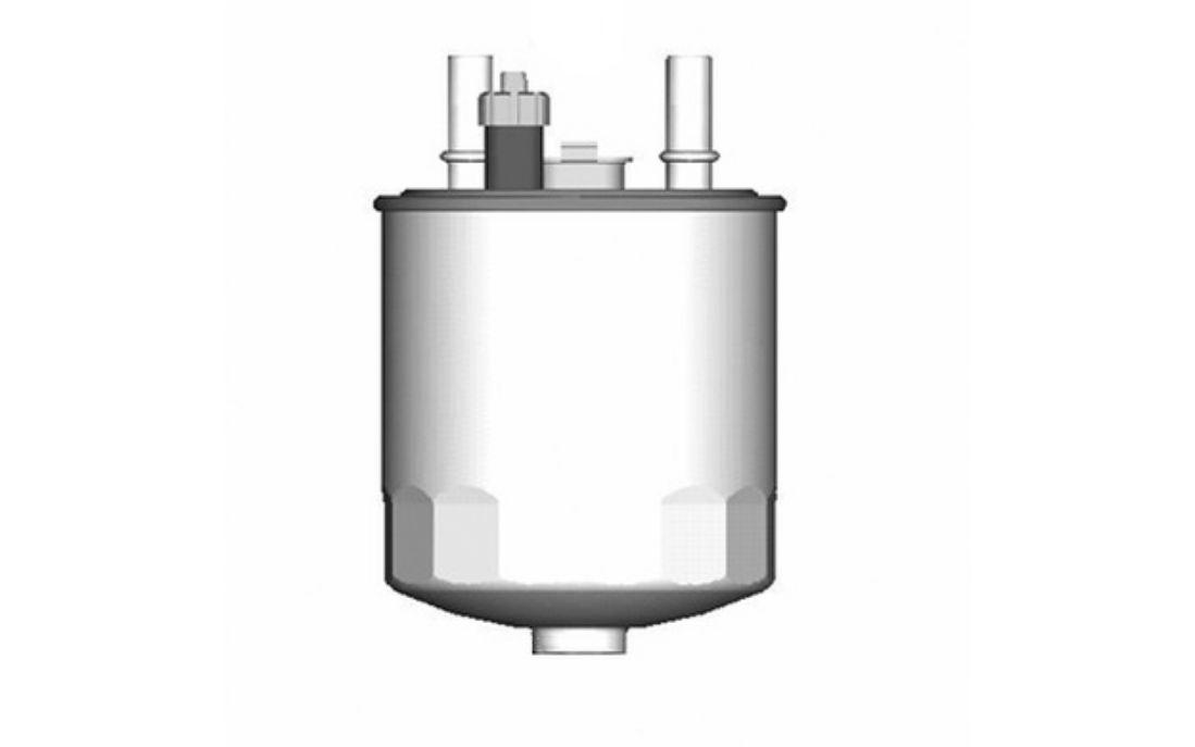 Filtre à carburant pour Dacia Dokker 1.5 dCi PURFLUX