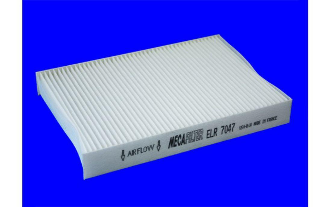 MECAFILTER Filtro aire habitáculo RENAULT MEGANE CLIO NISSAN KUBISTAR ELR7047