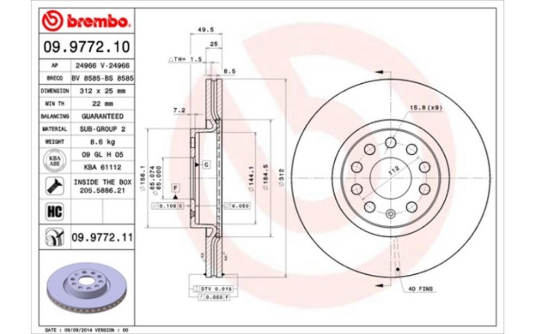 Proton Satria 1.8 GTI 4g93 C99 01-04 Premium silencioso de escape Centro Pipa
