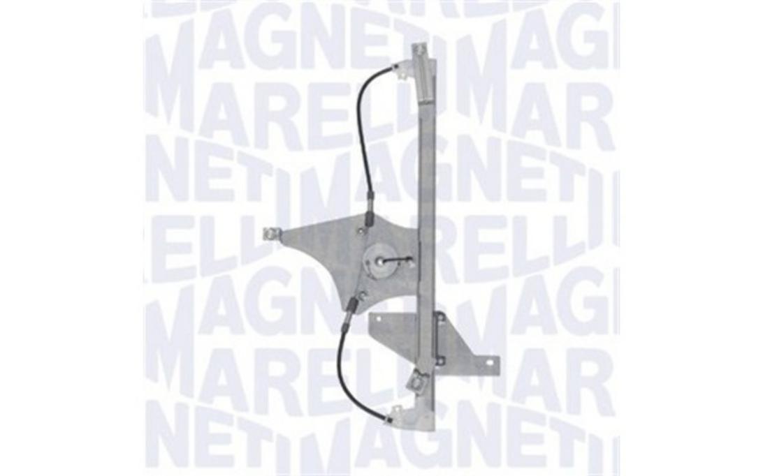 magneti marelli elevalunas delantero derecho para peugeot